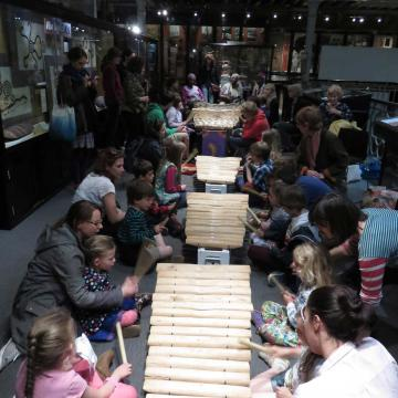 bk luwo half term embaire workshop
